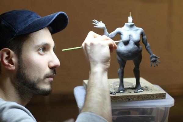 Les Pécheresses – Making Of – Gerlando Infuso