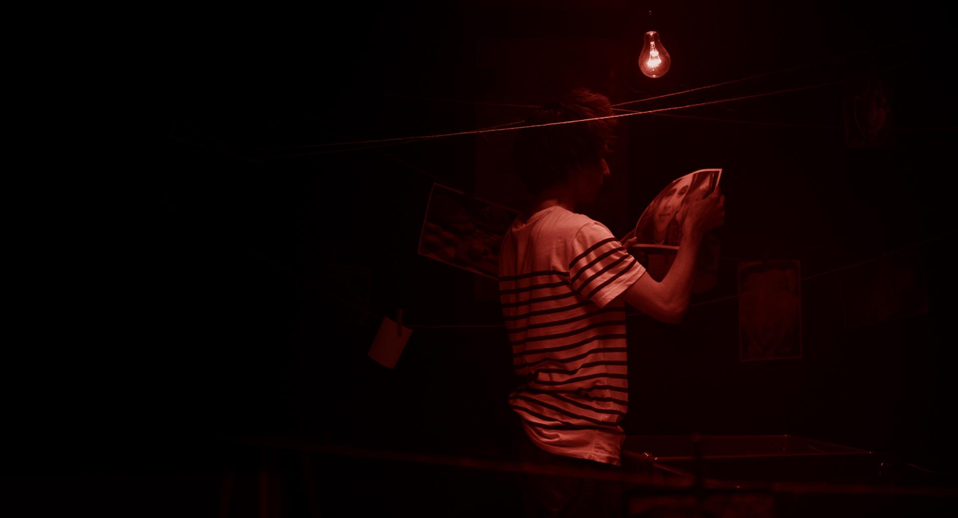 La Chambre Noire 2 – © Maxime Pistorio