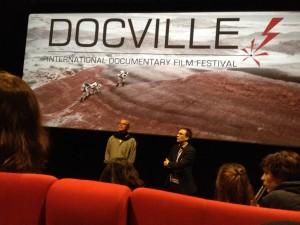 Sylvain Biegeleisen @Docville 2015